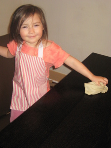 Want to do your spring cleaning yourself? Get the kids involved.