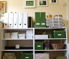 Picture of organized space