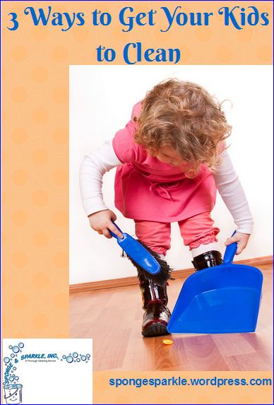 Atlanta House Cleaning Blog - Kids Cleaning