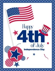 Happy 4th of July - Atlanta, GA area