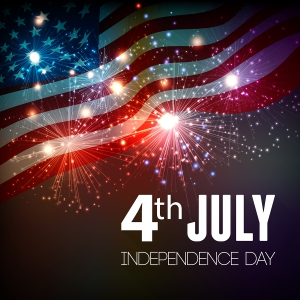 4th of July Fireworks | Atlanta House Cleaning Service